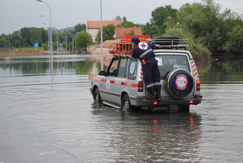 Greece Flooding New