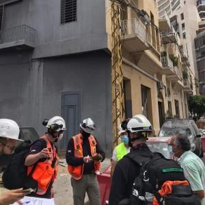 Beirut blast response 2